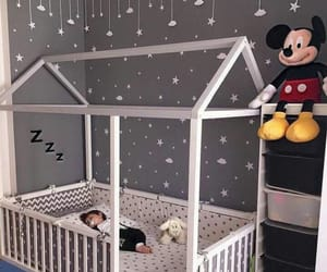 baby, bedroom, and decoration image