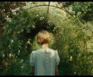 atonement, garden, and flowers image