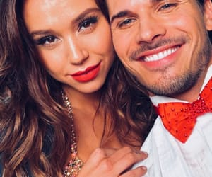 model, alexis ren, and dancing with the stars image