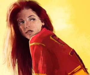 books, ginny weasley, and hp image