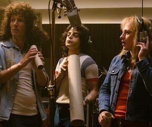 bohemian rhapsody, Queen, and ben hardy image