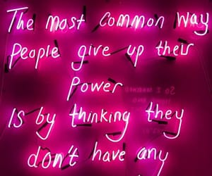 inspiration, pink, and quotes image