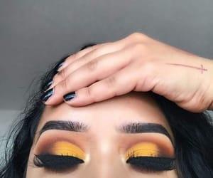 beautiful, black, and brown image