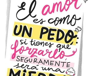 amor, actitud, and divertido image
