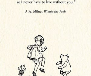 quotes, tumblr, and winnie the pooh image