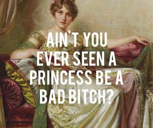 bitch, art, and quotes image