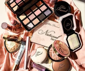 makeup, cosmetics, and eyeshadow image