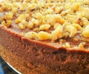 cake, hazelnut, and cheesecake image