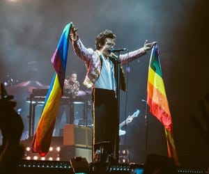 flag, Harry Styles, and london image