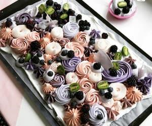 kiwi berries, baking, and fruit image
