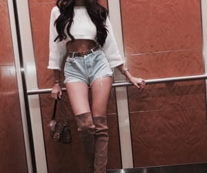 madison beer, fashion, and beauty image