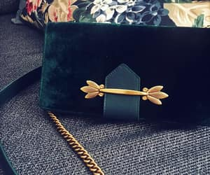 clutch, purse, and suede image