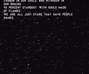 gif, stars, and quotes image