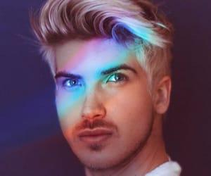 platinum, rainbow, and joey graceffa image