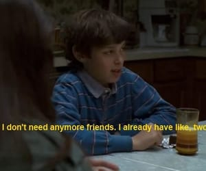 quotes, freaks and geeks, and friends image