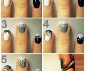 beuty, nailart, and diy nails image