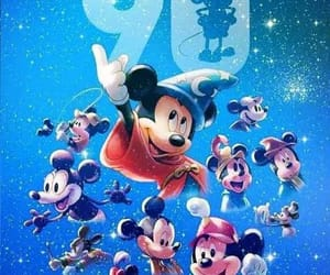 disney and mickey mousse image