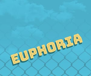 album, background, and euphoria image