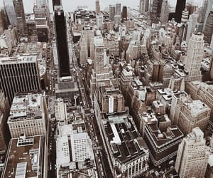 city, life, and newyork image