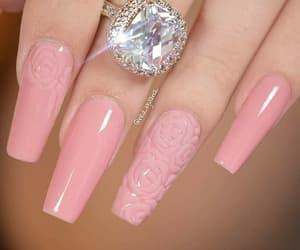 belleza, uñas, and nails designs image