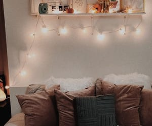 decor, cute, and lights image