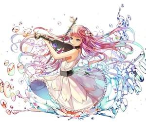 anime girl, japan, and love image