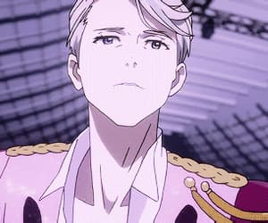 anime, gif, and yuri on ice image