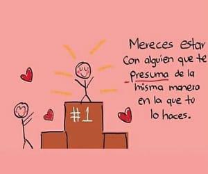 amor, presuma, and frases image