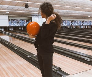 america, autumn, and bowling image