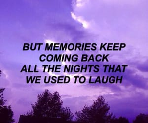 quotes, memories, and aesthetic image