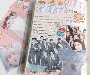 aesthetic, exo, and kpop journal image