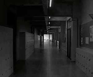 beautiful, creepy, and dark image
