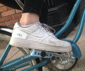bike, grunge, and nike image