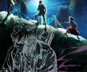anime, psycho pass, and movie image
