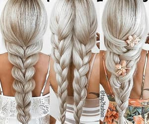 beauty, hairstyles, and hair image