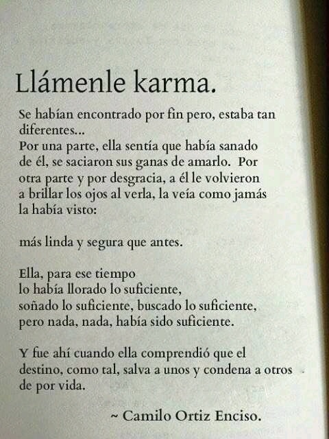 Llámenle Karma Discovered By On We Heart It