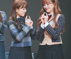 kpop, yuri, and izone image