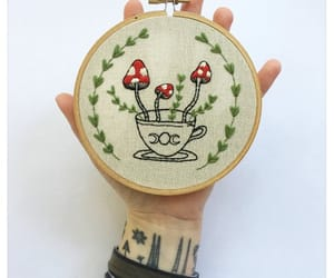etsy, woodlands, and tea lover image