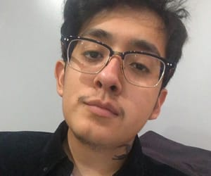 chicano, glasses, and guy image