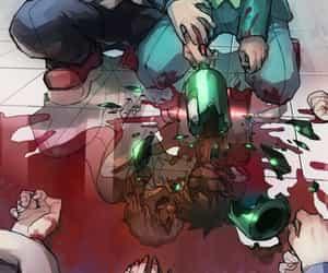 all might, ochako uraraka, and boku no hero academia image