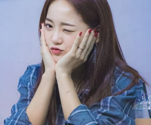 cute girl, sejeong, and kpop image
