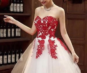 homecoming dress, homecoming dress cheap, and lace party dresses image