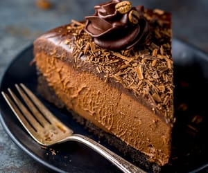 chocolate, cake, and cheesecake image