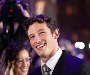 handsome, callum turner, and auror image