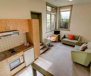 student housing, student room, and student accommodation image
