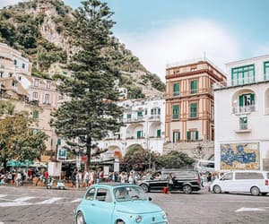 Amalfi, beautiful, and building image