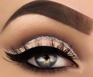 beauty, maquiagem, and beleza image