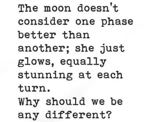 moon, quote, and witch image