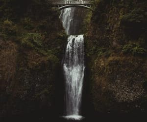images, photography, and waterfall image