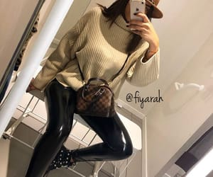 latex, fashion style, and louis vuitton lv image